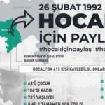 #HocalıiçinPaylaş: Gençler Büyük Sosyal Medya Kampanyası Başlatıyor