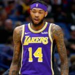 Lakers'ta Brandon Ingram sezonu kapattı
