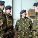 NATO'da kadın ağırlığı artıyor!