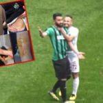 Amedsporlu futbolcu için mahkeme kararı!