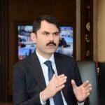 Bakan Kurum net konuştu: Kentsel dönüşümü yapacağız