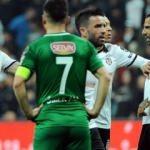 Beşiktaş'ta yüksek gerilim! Oyuncular tartıştı!