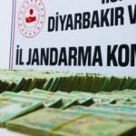 Büyük vurgun! Diyarbakır'da valizlerin içinde ele geçirildi