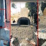 Cemal Kaşıkçı'nın yakıldığı tandır ilk kez görüntülendi! Bomba video