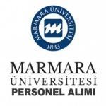 Marmara Üniversitesi sözleşmeli personel alımı devam ediyor! Başvuru şartları..