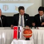 Anlaşma imzalandı! Beşiktaş'a kardeş kulüp