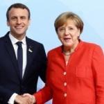 Macron onayladı, sıra Merkel'de! Bomba gelişme