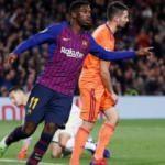 Ousmane Dembele, Manchester United'in radarında
