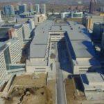 Dünyanın 3. büyük hastanesi yarın açılıyor
