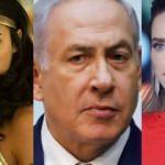 Bomba... İsrailli Rotem Sela ve Gal Gadot, Netanyahu'yu fena terletti