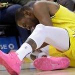 Warriors hem maçı, hem Durant'i kaybetti