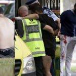 Yeni Zelanda Cami saldırısının ilk fotoğrafları