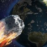 1500 tonluk meteor Dünya'ya çarptı