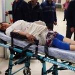 Aksaray'da sokak ortasında akraba dehşeti