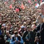 Başkan Erdoğan yüzbinlerle birlikte söyledi