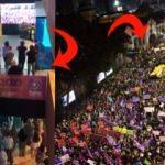 Yeni Zelanda ve Taksim'de iki ibretlik ezan görüntüsü! Islık ve saygı