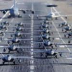 ABD kimseye satmadığı F-22 savaş uçaklarıyla dünyaya korku saldı!