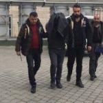 Suç makinesi Samsun'da yakalandı