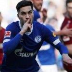 Schalke 8 hafta sonra Suat'ın golüyle kazandı