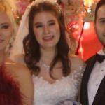 Ömür Gedik kızını evlendirdi!