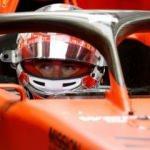 Bahreyn'de pole pozisyonu Leclerc'in