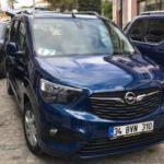Yeni Opel Combo! Bir ticariden daha fazlası