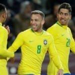 Brezilya golü attıklarına pişman etti