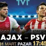 Hollanda Ligi'nin derbisi TVT'de!