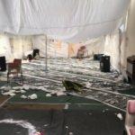 İngiltere'de İslami eğitim merkezine saldırı!
