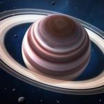 Satürn'ün uydularının renkli olma nedeni keşfedildi