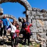 Türkiye'ye gelen turist sayısı belli oldu