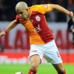 Feghouli: 'Önemli olan gol atmam değil'