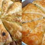 Orijinal Arnavut böreği nasıl yapılır?