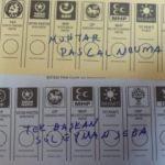 Süleyman Seba ve Pascal Nouma'ya da oy çıktı