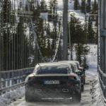 Türkçe isimli Porsche 'Taycan'ın testleri son aşamaya geldi
