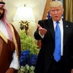 Prens Selman, Kraliyet ailesinde yükselmek için Trump'ı ikna etmiş!