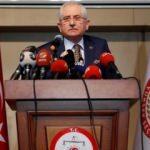 YSK Başkanı Sadi Güven'den ilk açıklama!
