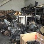 2 bin 560 kaçak oto yedek parçası ele geçirildi