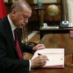 Başkan Erdoğan'dan 11 üniversiteye atama
