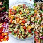 En kolay salata nasıl yapılır? En farklı ve lezzetli salata tarifleri
