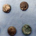Kayıp olan, dünyanın ilk madeni paraları ele geçirildi