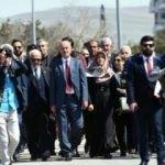 YSK kararı sonrası mazbata alan AK Parti'li göreve başladı