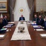 Erdoğan başkanlık etti! 1 saat 20 dakika sürdü