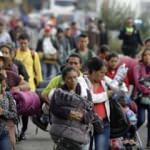 Göçmenler şehre girdi! OHAL ilan edildi