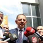 Mehmet Özhaseki'den MHP'yle ilgili 'zoraki evlilik' açıklaması