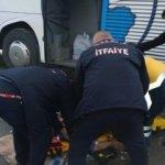 Otobüsteki krikolar kaydı, sonrası korkunç!