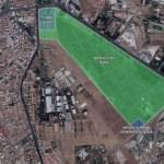 1 milyon 260 bin metrekarelik millet bahçesi