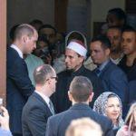 Prens William'dan camiye önemli ziyaret