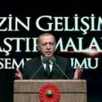 Başkan Erdoğan'dan Diriliş Ertuğrul'a övgü dolu sözler