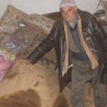 Dev kaya parçaları 5 evin üzerine düştü: 3 yaralı